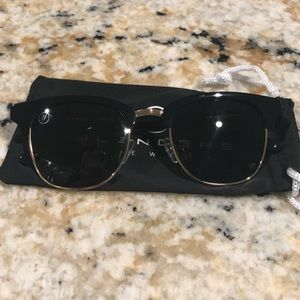 Blenders Black Betsy Cardiff Sunglasses